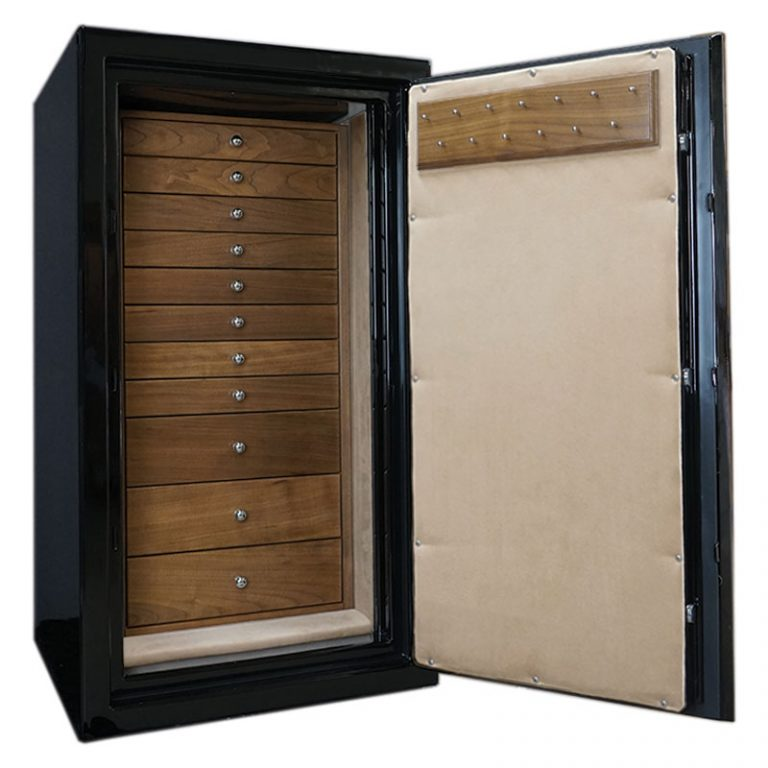 Luxury Jewelry Safe with Drawers