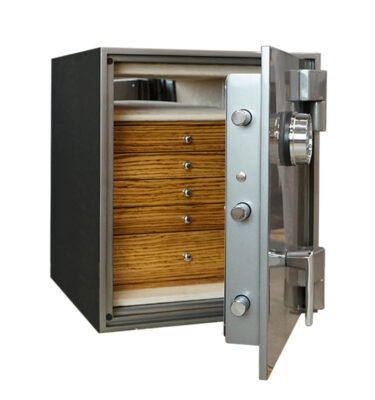 Sapphire TL-15 Jewelry Safe with Drawers