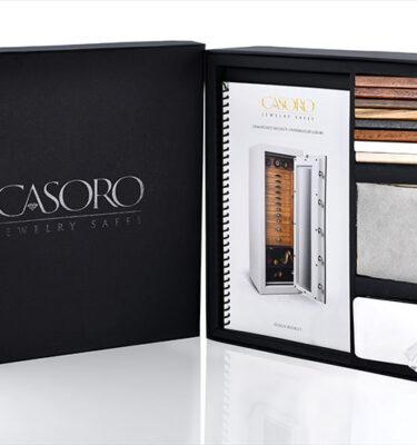 Casoro Jewelry Safe Design Kit