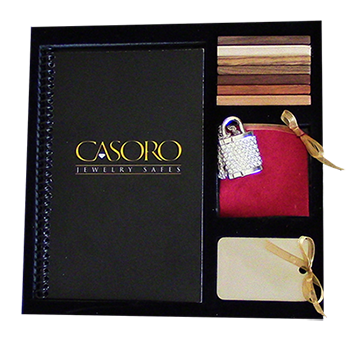 Casoro Jewelry Safe Design Kit