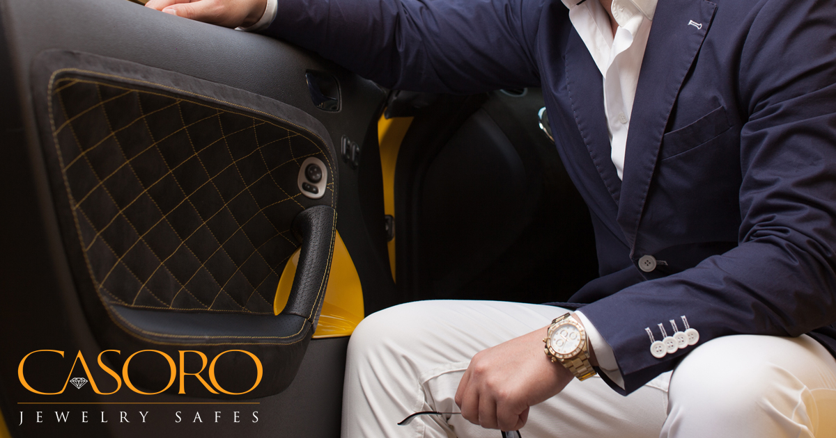 What makes a luxury watch luxurious?